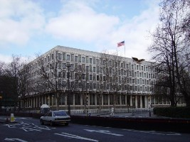 us embassy london